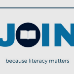 Join Because literacy matters.