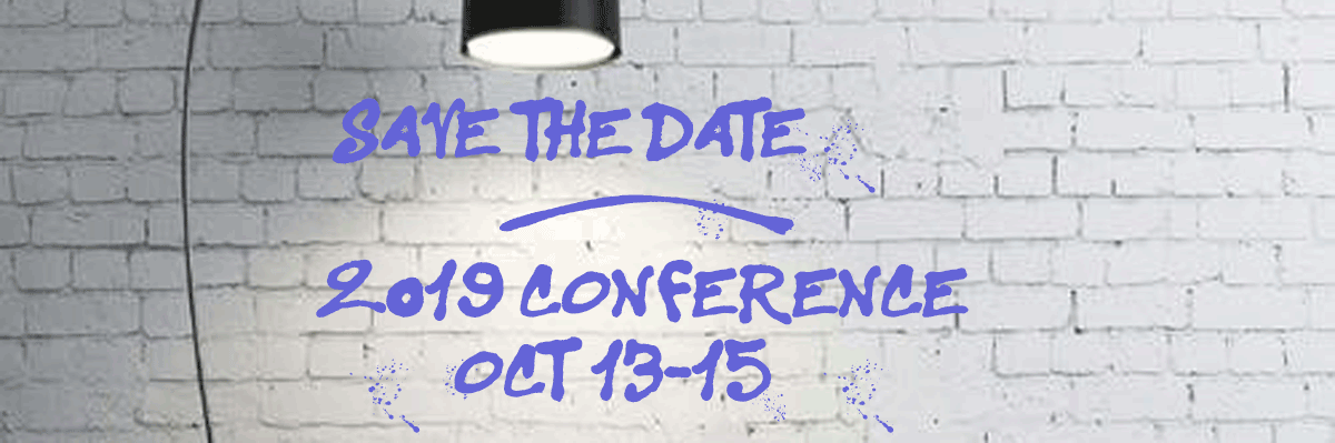 save the date, 2019 OLC conference will be October 13-15