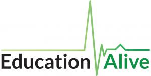 Logo for Education Alive